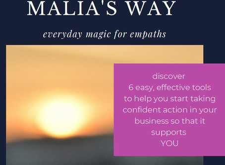 Hey empaths! Are you ready for some magic? Because I looove to give away all my secrets:  Get your f