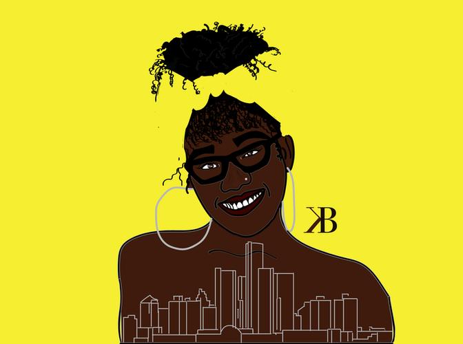 Black in Detroit