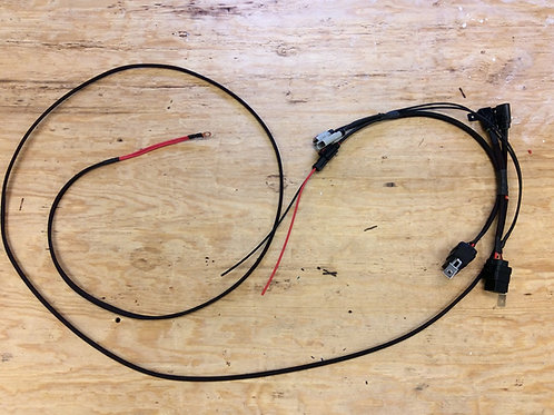 Dual fuel pump rewire - 4 pin and 2 pin setup
