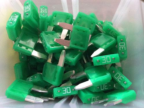 Mini/ATM fuses