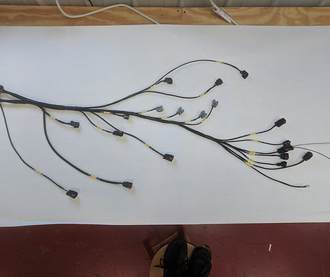 2003-2005 Complete Circle Track Harness