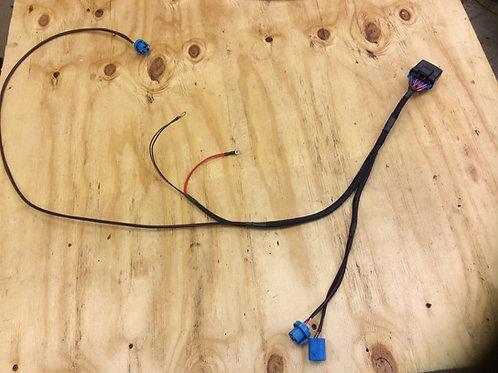 Headlight rewire harness