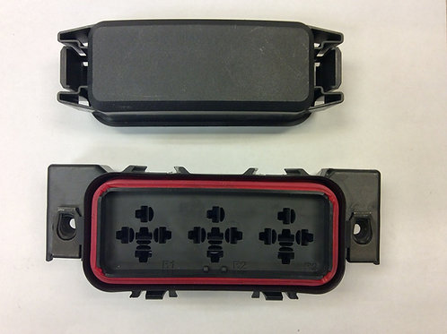 3-Relay Box