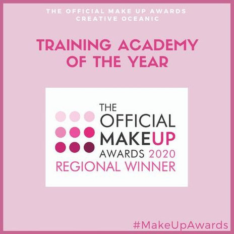 WINNER - Training Academy Of The Year