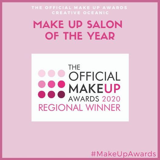 WINNER - Makeup Salon Of The Year