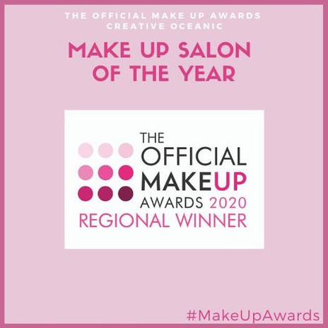 WINNER - Makeup Salon Of The Year
