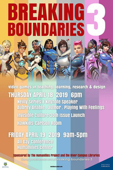 Breaking Boundaries 3 is happening this week!