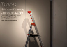 opening this thursday in asis gallery – traces