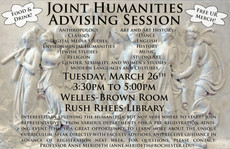 Interested in studying the humanities, but not sure where to start???