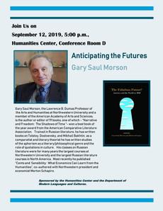 September talks at the Humanities Center