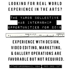 The Yards Opportunities: Internship and Residency