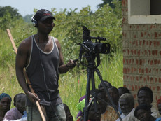 friday at 3pm: discussion with ugandan filmmaker alex semambo