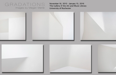 gradations by megan metté in the art & music library gallery
