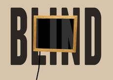 michael leonard's 'blind' opening friday nov. 8 in art & music library gallery