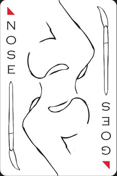 Nose Goes: The Annual SPRING Undergraduate Juried Exhibition, Opening Thursday