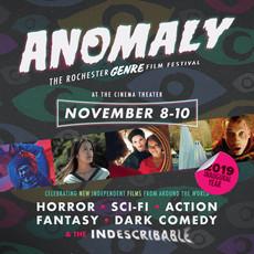 Anomaly : The Rochester Genre Film Festival