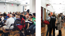 nysca/nyfa artist as entrepreneur boot camp program, presented by the flower city arts center