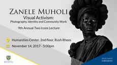 Two Icons Lecture: Zanele Muholi