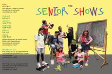 2014 senior thesis exhibitions