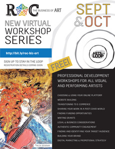Professional Development Workshops for Artists