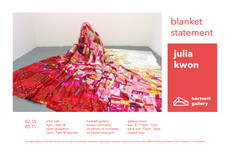 Julia Kwon - Blanket Statement