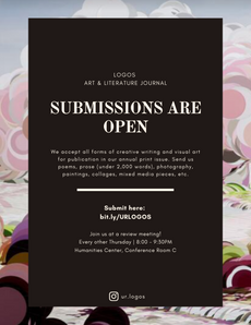 LOGOS: Call for Submissions