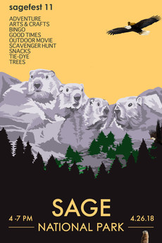 SAGEFEST 11 - THURSDAY 4/26 - 4-7PM