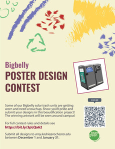 Bigbelly Poster Design Contest
