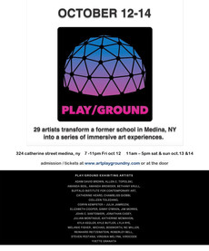 This Weekend Only! Play/Ground