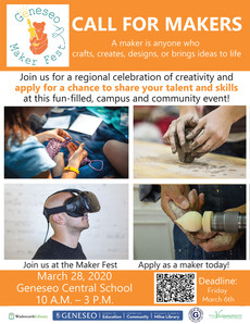 Call for Makers!