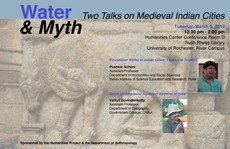 TALKS 3/5: Water and Myth