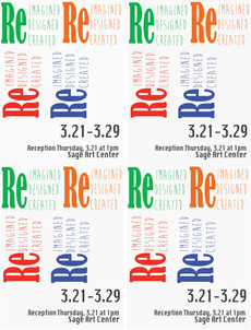 AsIs Opening Reception: Recyclemania, Thurs. 1pm