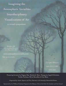 Imagining the Atmospheric Invisible: Interdisciplinary Visualizations of Air Virtual Symposium