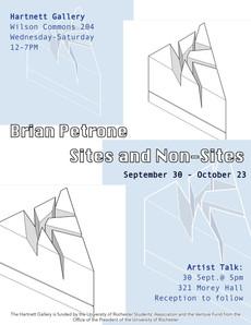 Brian Petrone @ Hartnett Gallery