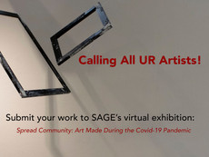 Call for Art: All UR Students, Faculty, and Staff