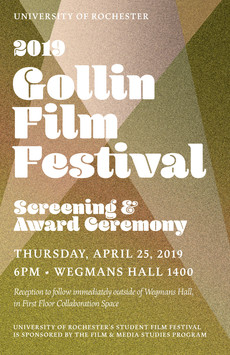 4/25 : Gollin Film Festival Screening and Award Ceremony