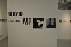 10x10 octoberARTfest