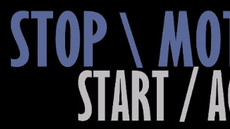 call for proposals: stop\motion start/action