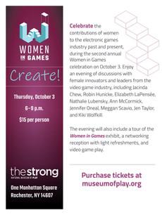 Women in Games Create!