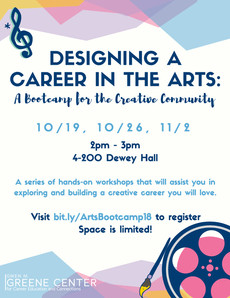 Workshop : Building a Creative Career You Love