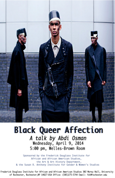 black queer affection – a talk by abdi osman