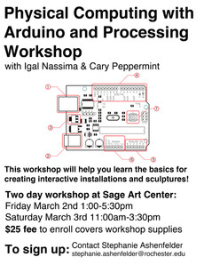 workshop with cary peppermint & igal nassima