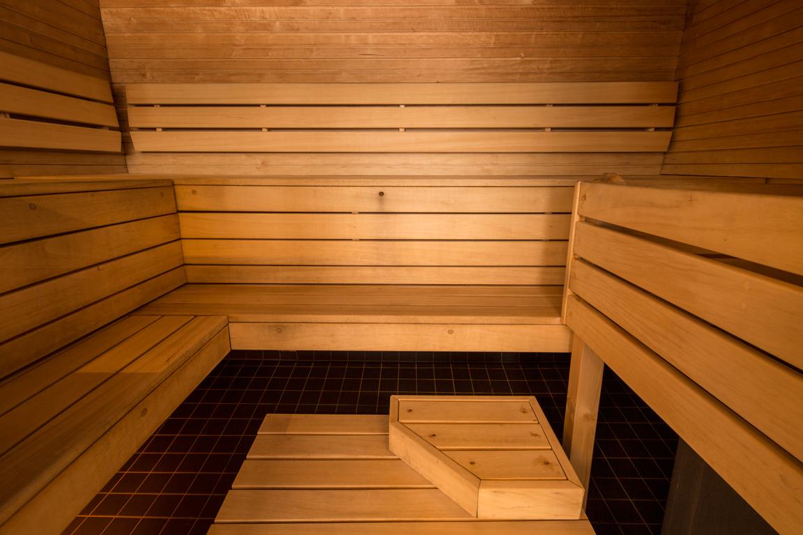 Hakaniemenranta 26A52 Sauna new