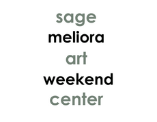 sage art center reception 11:30am-1:30pm and open house 9am-9pm, friday, october 14 - meliora weeken