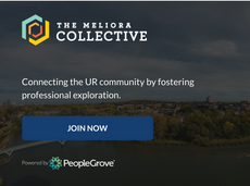 Join the Meliora Collective! Find people who can connect you to new opportunities!
