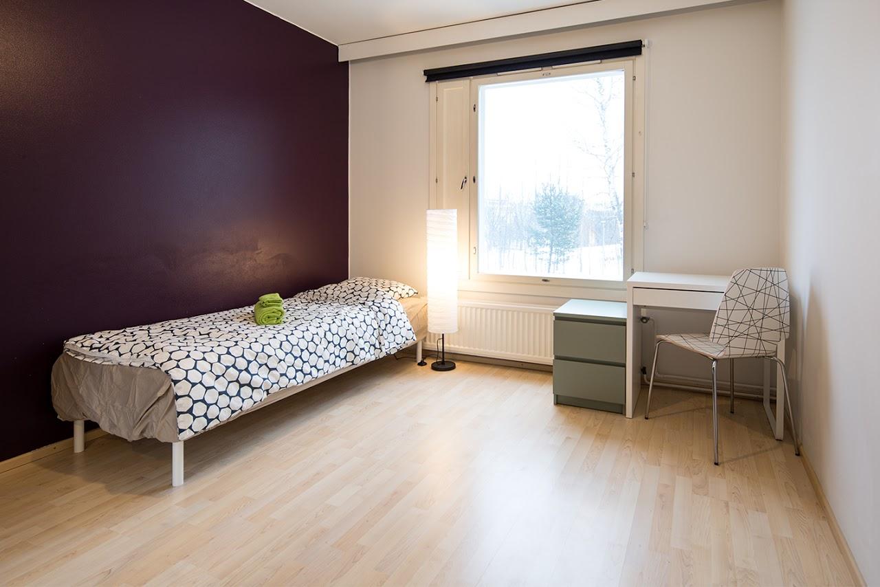 Jarrumiehenkatu 2B80 1st Room