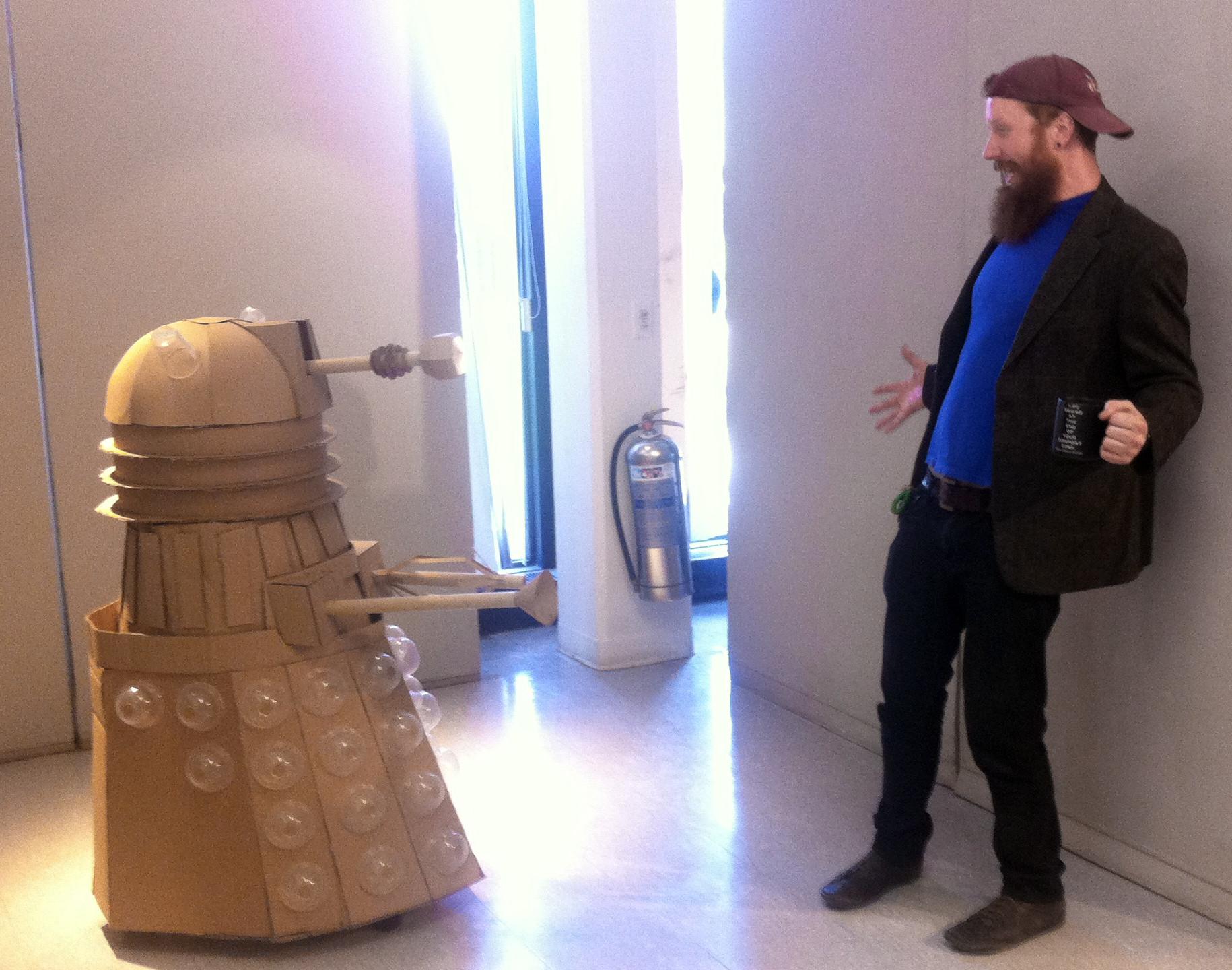 Derek and Dalek