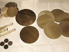 New Jersey Wire Cloth Screen Packs and Circles