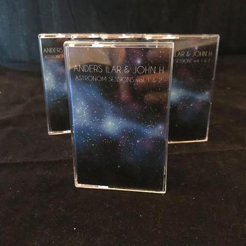 Astronom Sessions Vol. 1 & 2