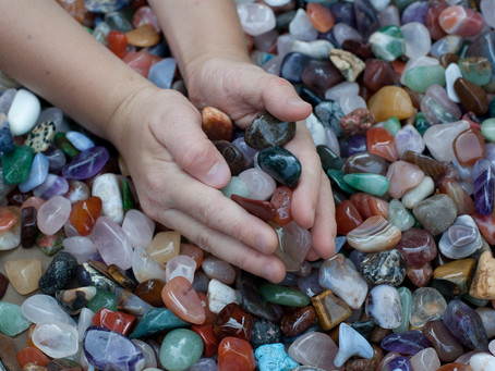 Crystals for Kids: Help Your Kids Cope With Anxiety and Stress